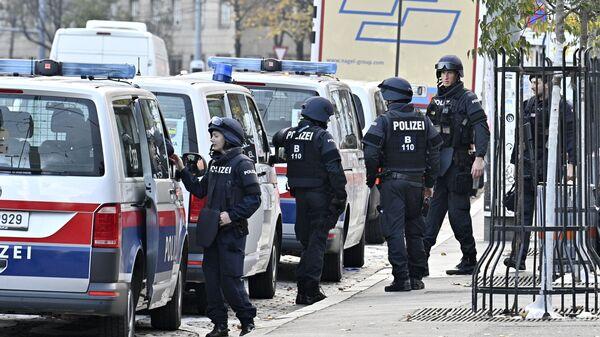 Полиција у Бечу - Sputnik Србија