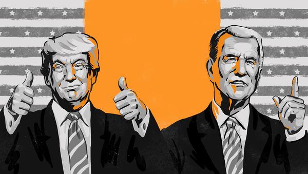 Председнички избори у САД  - Sputnik Србија