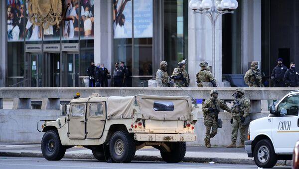 Полиција у САД - Sputnik Србија