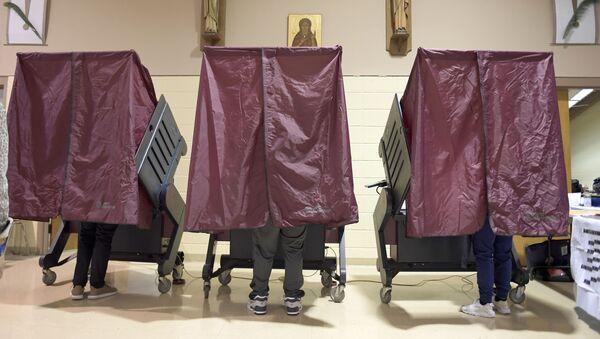 Glasanje u Americi - Sputnik Srbija