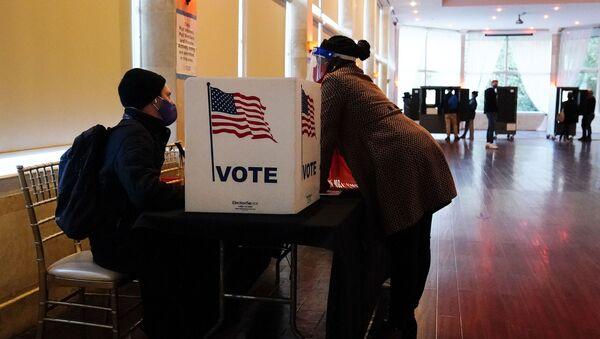 Председнички избори у Америци - Sputnik Србија