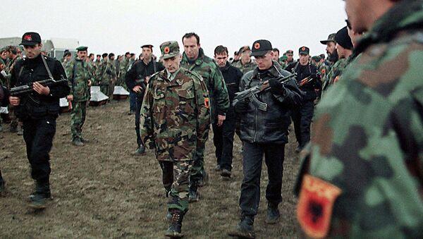 Командант Ослободилачке војске Косова Јакуп Краснићи - Sputnik Србија