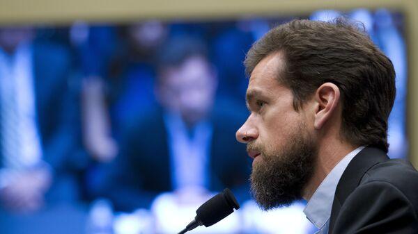 Generalni direktor Tvitera Džek Dorsi - Sputnik Srbija