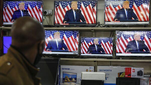 Доналд Трамп - Sputnik Србија