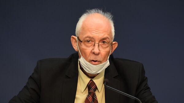 Član Republičkog kriznog štaba, epidemiolog Predrag Kon - Sputnik Srbija