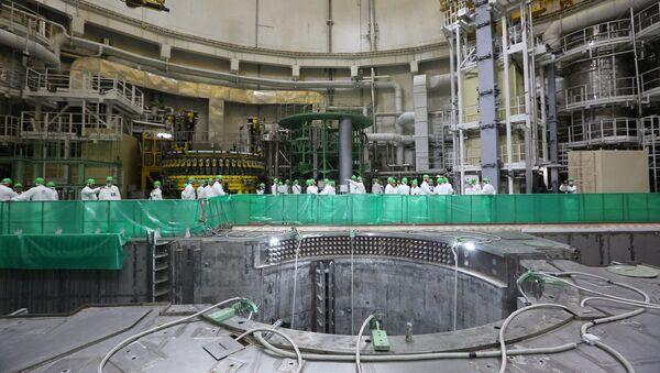 Nuklearna elektrana u Ostrovcu, Belorusija - Sputnik Srbija