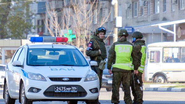 Вороњеж: Приведен нападач  - Sputnik Србија