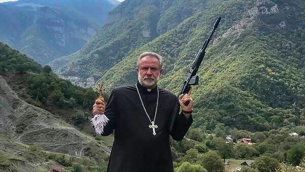 Игуман манастира Дадиванк, отац Ованес - Sputnik Србија