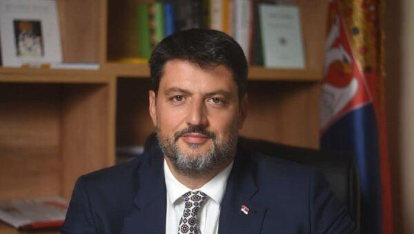 Vladimir Božović - Sputnik Srbija
