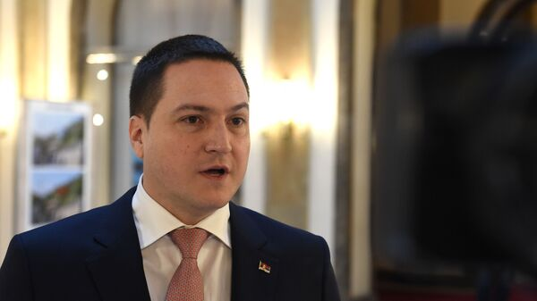 Prvi potpredsednik Vlade i ministar prosvete, nauke i tehnološkog razvoja Branko Ružić - Sputnik Srbija