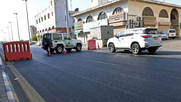 Полиција у Џеди, Саудијска Арабија - Sputnik Србија