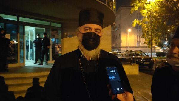 Епископ буеносајрески и јужно-централноамерички г. Кирило - Sputnik Србија