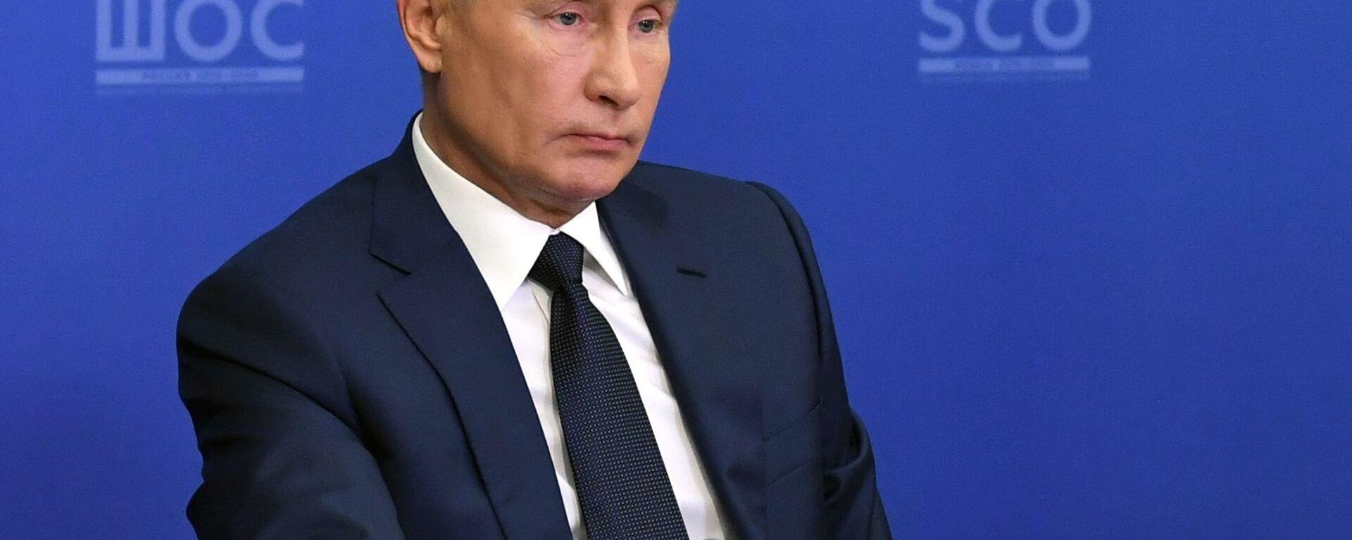 Predsednik Rusije Vladimir Putin - Sputnik Srbija, 1920, 17.09.2021