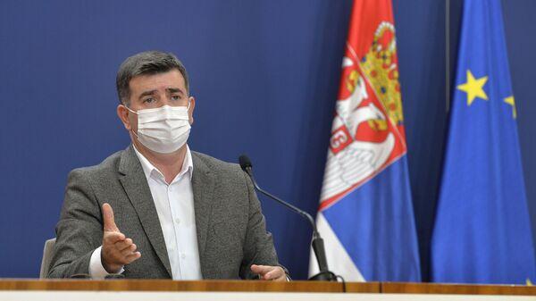 Мирсад Ђерлек - Sputnik Србија