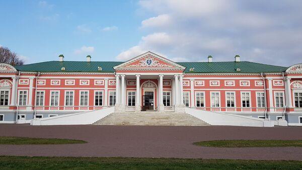Летња резиденција у Кускову спадала је међу највеће и најпрефињеније амбијенте са дворцем и уређеним парком - Sputnik Србија