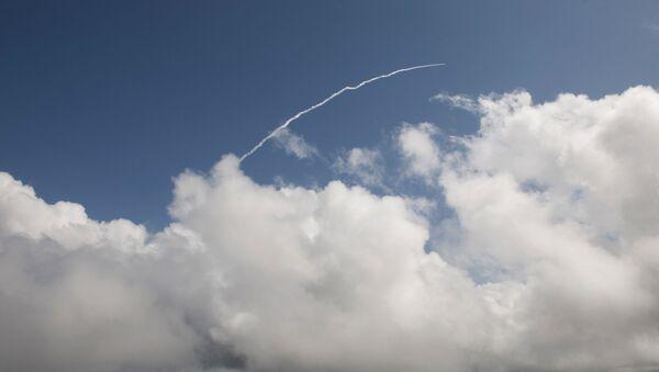 Lansiranje rakete Vega sa kosmodroma Kuru - Sputnik Srbija