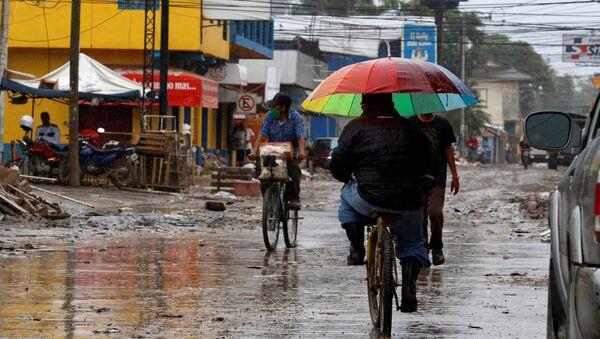 Posledice uragana u Hondurasu - Sputnik Srbija