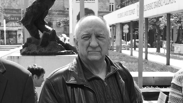 Иван Бекјарев - Sputnik Србија