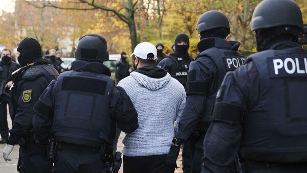 Хапшење у Берлину - Sputnik Србија