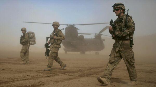 Američki vojnici u Avganistanu - Sputnik Srbija