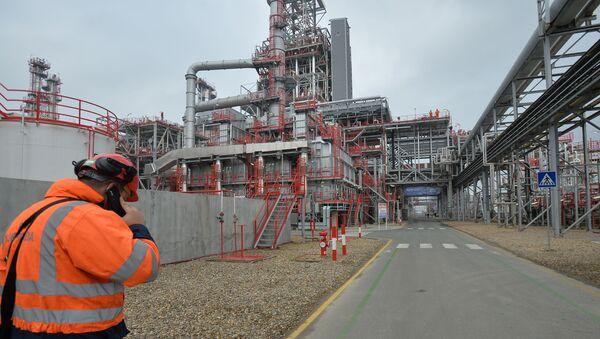 Рафинерија нафте у Панчеву - Sputnik Србија