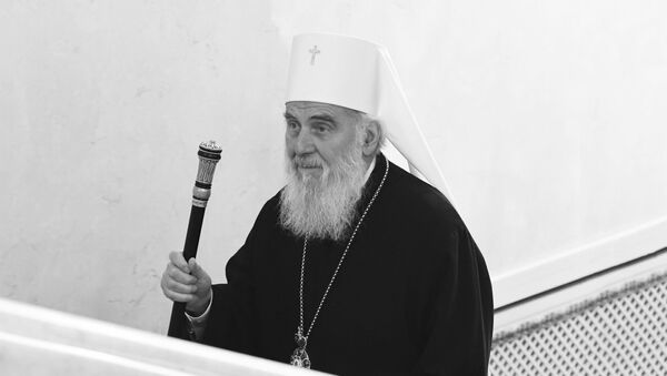Patrijarh Irinej - Sputnik Srbija