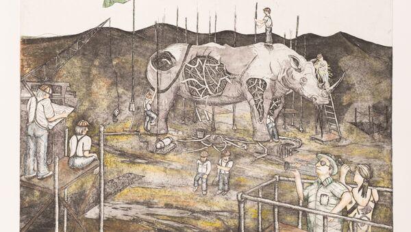 """Откупљени рад """"На ивици"""" бави се последицама глобалне трговине и искоришћавањем природних ресурса. - Sputnik Србија"""