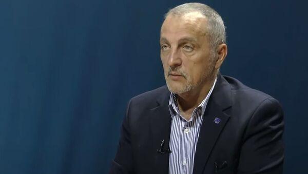 Zoran Živković - Sputnik Srbija