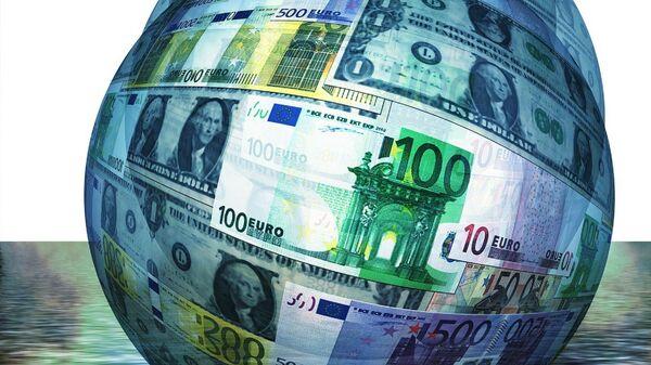 Долари и еври - Sputnik Србија