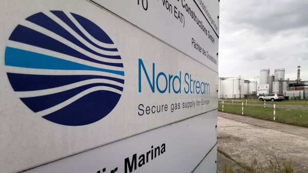 Kopneni deo gasovoda Severni tok 2 - Sputnik Srbija