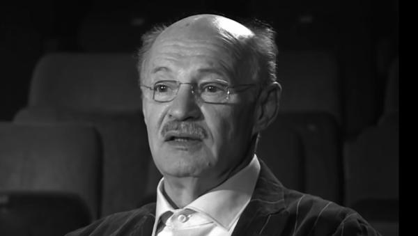 Mustafa Nadarević - Sputnik Srbija