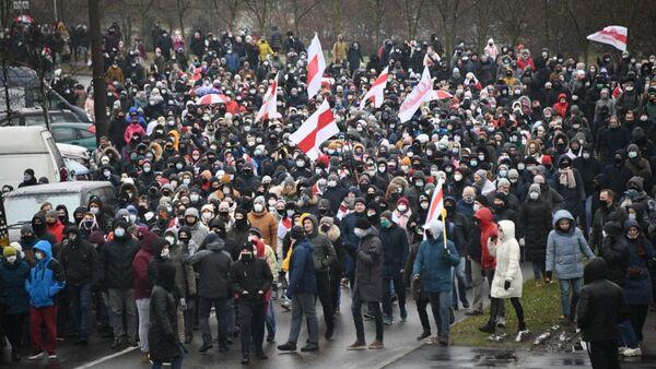 Демонстрације у Минску - Sputnik Србија