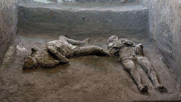 U Pompeji pronađeni ostaci tela dvojice muškaraca - Sputnik Srbija