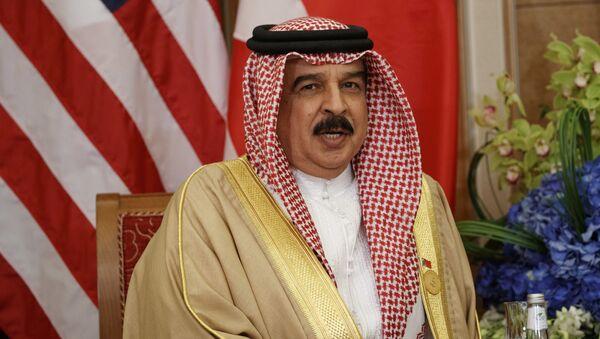 Краљ Бахреина Хамад ибн Иса ел Калифа - Sputnik Србија