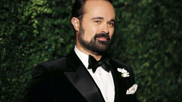 """Ruski biznismen Jevgenij Lebedev, vlasnik kompanije """"Lebedev Holdings"""", Velika Britanija  - Sputnik Srbija"""