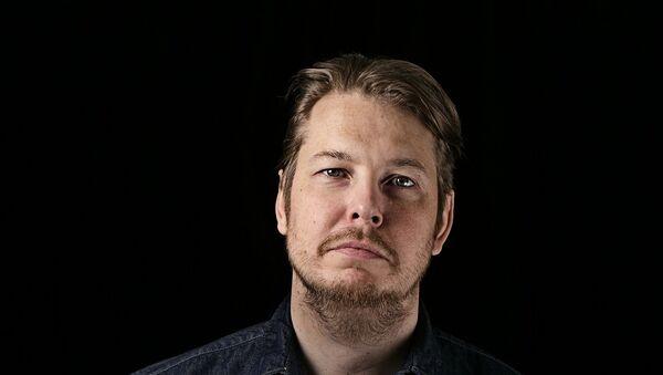 Švedski pisac Fredrik Bakman - Sputnik Srbija