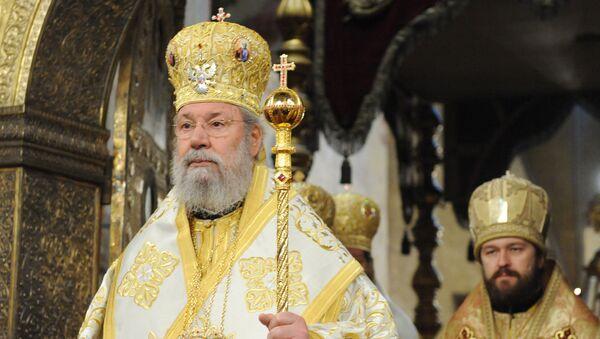 Sinod Kiparske pravoslavne crkve priznao ukrajinske raskolnike - Sputnik Srbija