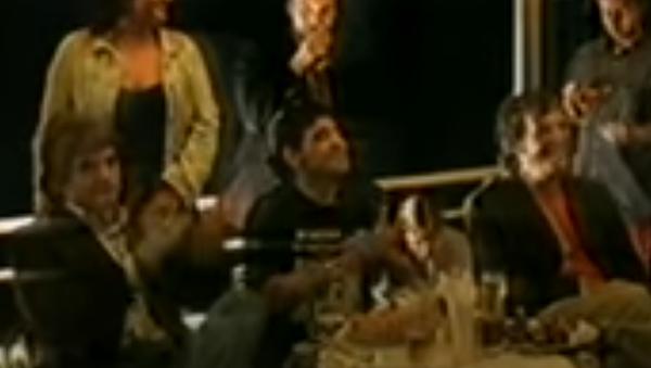 Maradona u Beogradu - Sputnik Srbija