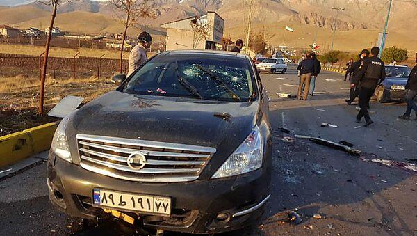 Атентат на иранског научника у близини Техерана - Sputnik Србија