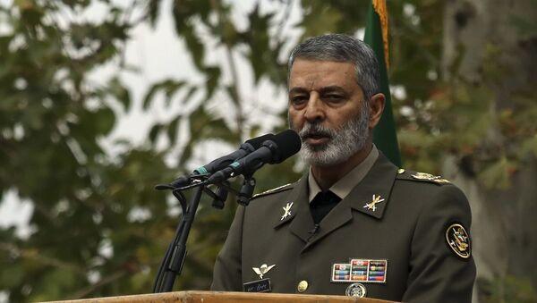 Komandant Oružanih snaga Irana Abdulrahim Musavi  - Sputnik Srbija
