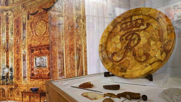 Izložba Misterija dvorskih enterijera. Tajne restauracije u Petropavlovskoj tvrđavi u Sankt Peterburgu - Sputnik Srbija
