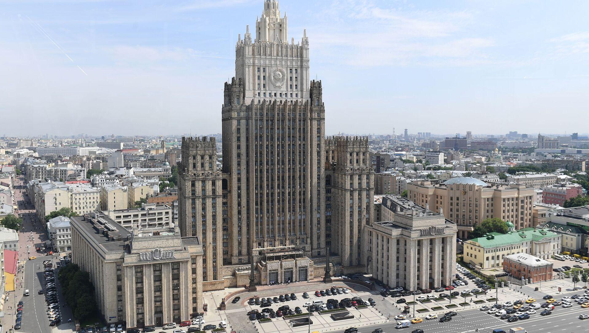 Зграда Министарства спољних послова Русије - Sputnik Србија, 1920, 22.02.2021