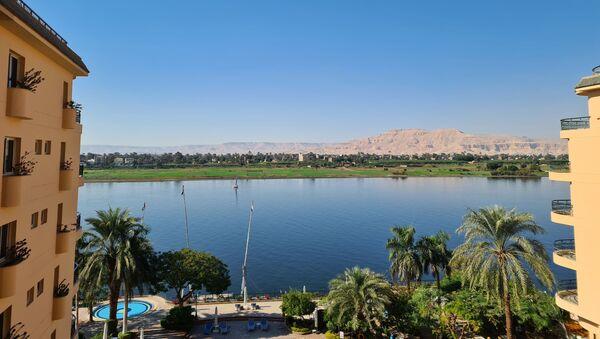 Pogled na reku Nil u Luksoru - Sputnik Srbija