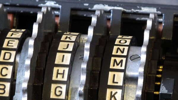 Mašina za šifrovanje Enigma - Sputnik Srbija
