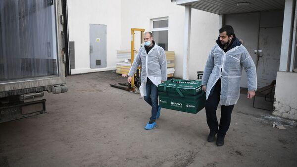 Slanje vakcine Sputnjik Ve (Sputnik V) u inostranstvo - Sputnik Srbija