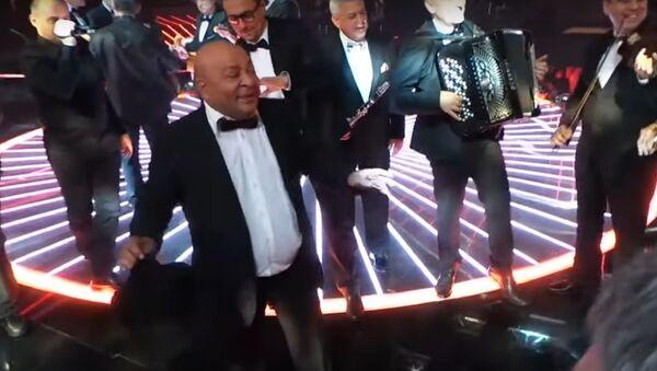 Pevač Džej Ramadanovski - Sputnik Srbija