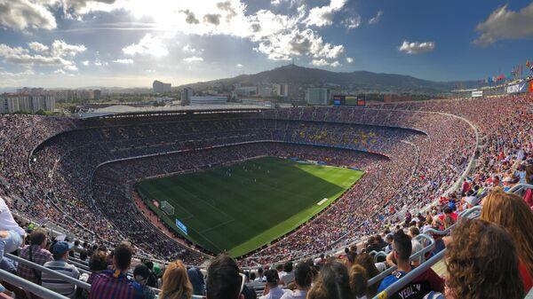 Barselona, stadion Kamp Nou - Sputnik Srbija