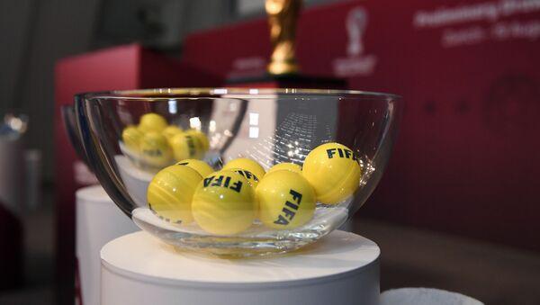 Жреб за Катар 2022 - Sputnik Србија
