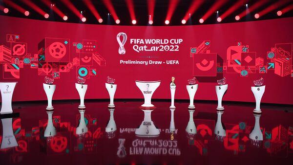 Жреб за квалификације за Светско првенство у Катару 2022 - Sputnik Србија