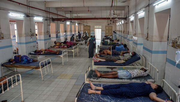 Болница у Индији - Sputnik Србија
